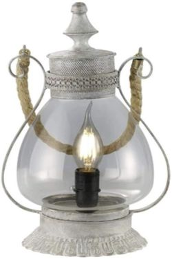 купить Настольная лампа Trio Linda Gri в Кишинёве