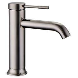BRENTA смеситель для умывальника, граф.хром, 25 мм   (ванная комната)