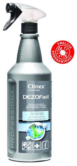 Clinex DezoFast 1l Dezinfectant puternic