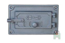 Дверца чугунная глухая правая DPK3R