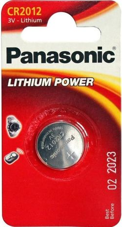 cumpără Baterie electrică Panasonic CR-2012EL/1B în Chișinău