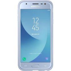 cumpără Husă pentru smartphone Samsung EF-AJ330, Galaxy J3 2017, Jelly Cover, Blue în Chișinău