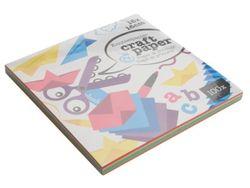 Набор цветной бумаги 16Х16cm, 100листов