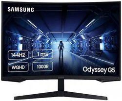 купить Монитор Samsung LC32G55TQWIXCI в Кишинёве