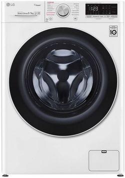 cumpără Mașină de spălat cu uscător LG F4V5VG0W Steam în Chișinău