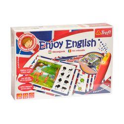 Игра настольная Enjoy English + Magic Pen Little Explorer (ro), код 43088