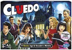 Board Game Cluedo, (38712) RO