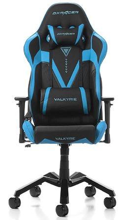 купить Gaming кресло DXRacer Valkyrie GC-V03-NB-B, Black/Blue/Black в Кишинёве