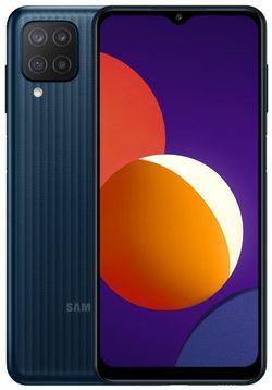 купить Смартфон Samsung M127/64 Galaxy M12 Black в Кишинёве
