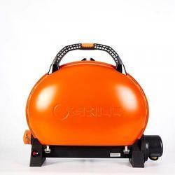 Газовый гриль O-GRILL 500T, оранжевый