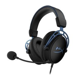 Наушники Gaming HyperX Cloud Alpha S, Black/Blue