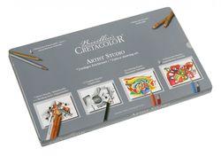 Набор для рисования  72 шт.  Artist Studio  Cretacolor
