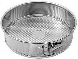 купить Форма для выпечки Fackelmann 36020 Zenker Silver D28сm разъемная в Кишинёве