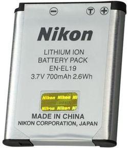купить Аккумулятор для фото-видео Nikon EN-EL19 в Кишинёве