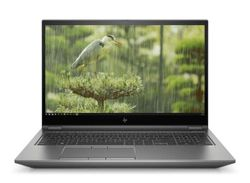 HP ZBook Fury 15 G7, Silver