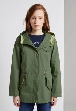 Куртка TOM TAILOR Зеленый 1016843  tom tailor