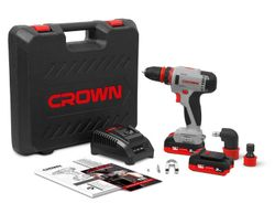Crown CT21081HQ-2 BMC (12V, 2.0 Аh)