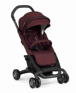Прогулочная коляска Nuna Pepp Luxx Berry с бампером