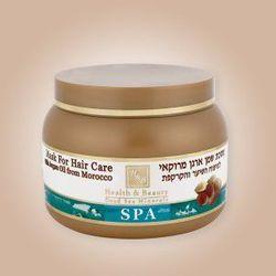 Mască pentru păr cu ulei de argan Marrocan Health & Beauty 250 ml