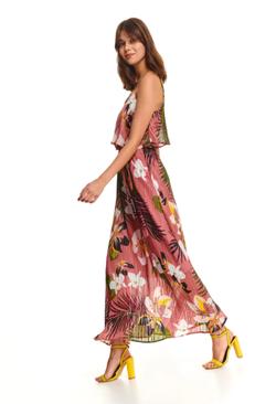 Платье TOP SECRET Розовый с принтом ssu2819