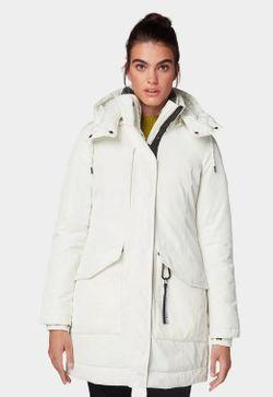 Куртка Tom Tailor Белый tom tailor 1012043