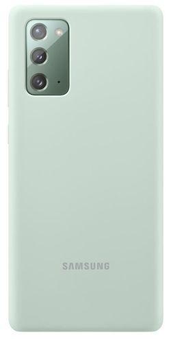 cumpără Husă pentru smartphone Samsung EF-PN980 Silicone Cover Mint în Chișinău
