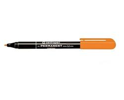 Marker Centropen Permanent 1 mm, portocaliu