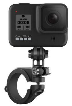 купить Аксессуар для экстрим-камеры GoPro Pro Handlebar/Seatpost/Pole Mount (AMHSM-001) в Кишинёве