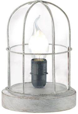 купить Настольная лампа Trio Birte Gri в Кишинёве