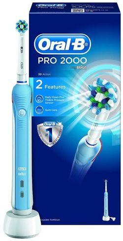 cumpără Periuță de dinți electrică Oral-B D20.523 Pro 2000 în Chișinău