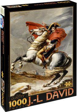 Пазл 1000 Jacques - Louis David, код 41345