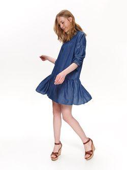 Платье TOP SECRET Синий ssu2670