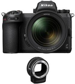 cumpără Aparat foto mirrorless Nikon Z 6II + 24-70 f4 + FTZ Adapter Kit în Chișinău