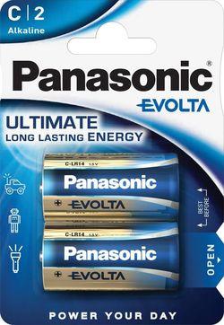 купить Батарейка Panasonic LR14EGE/2BP blister в Кишинёве