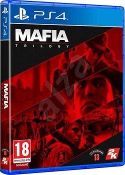 купить Игра PlayStation Mafia Trilogy (PS4) в Кишинёве
