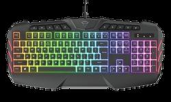 Клавиатура Trust Gaming GXT 881 ODYSS, Black