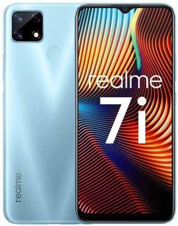 купить Смартфон Realme 7i 4/64GB Blue в Кишинёве