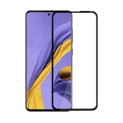 Защитное стекло Samsung A71 (5D )