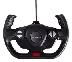 Jucărie teleghidată Rastar Porsche 918 Spyder Performance 1:14 Black