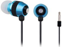 купить Наушники с микрофоном Gembird MHS-EP-002 Black/Blue в Кишинёве