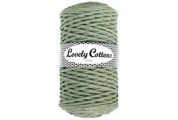 Cord 3 mm, Light Olive