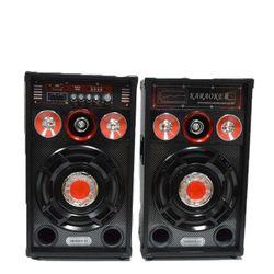 Boxe, Ailiang, 2x50 W, USB/SD Card, Bluetooth/FM radio, 220-240V, Panou cu comenzi