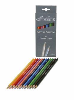 Набор цветных карандашей 12 цв.  Artist Studio Cretacolor