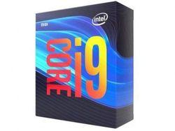 Процессор Intel Core i9-9900, 3,1–5,0 ГГц (8C / 16T, 16 МБ, S1151,14 нм, интегрированная графика UHD Graphics 630, 65 Вт)