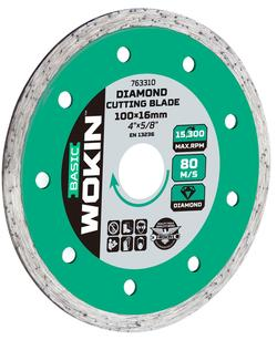 Disc solid cu diamant 230 * 22,2 MM Wokin