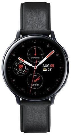 cumpără Ceas inteligent Samsung SM-R820 Galaxy Watch Active2 44mm SS Black în Chișinău