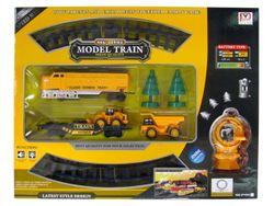 Set calea ferata 86cm, locomotiva+2 masini R/C