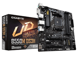 MB AM4 Gigabyte B550M DS3H 1.0  mATX