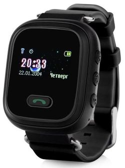 cumpără Ceas inteligent WonLex Q90, Black în Chișinău