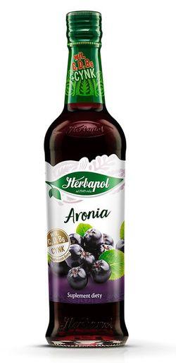 Сироп Herbapol Chokeberry, 420 мл